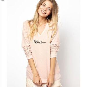 Wildfox Caffiene Dream sweatshirt